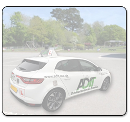 Fully Qualified Male and Female Driving Instructors with ADIT Driving School